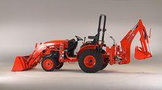 Compact Tractors | B50 Series | Kubota Tractor Corporation