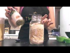 ▶ 5 Days of Jar Meals Day 3: Chicken and Rice - YouTube