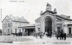 Soissons - Page 2 Louvre, Building, Image, Travel, Lantern, Viajes, Buildings, Destinations, Traveling