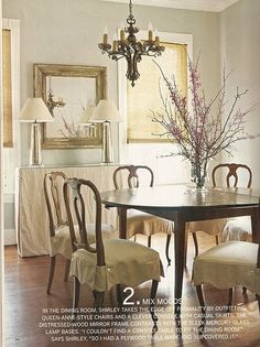 I have a list of decorating/home updating projects for Some are carry-overs from 2013 (downstairs powder room, new family room sofa. Dining Room Chair Slipcovers, Dining Room Chairs, Slipcover Chair, Office Chairs, Upholstered Chairs, Swivel Chair, Patio Dining, Lounge Chairs, Seat Covers For Chairs