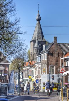 Dorpsstraat Zoetermeer Foto: Petra Simons