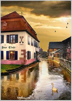 Ried, Alsace, France