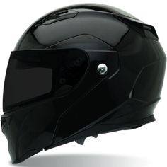 Bell Sports features the Revolver EVO full face motorcycle helmet with improved features like a redesigned eye port seal, new chin curtain and improved flip down sun shade. Motorcycle Gear, Motorcycle Accessories, Bike Helmets, Motorcycle Helmets For Sale, Motorcycle Equipment, Bell Helmet, V Max, Full Face Helmets, Costumes