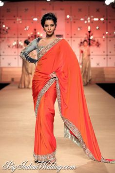 Ashima Leena designer saree