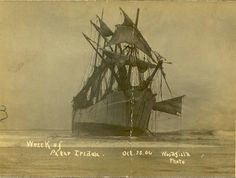 Schemers sought to seize Peter Iredale shipwreck, sell for scrap   Offbeat Oregon History