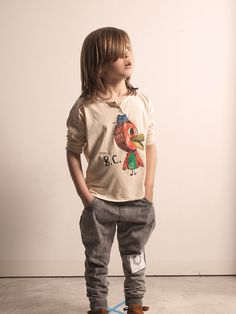 Kid's Wear - Bobo Choses AW 2014/15