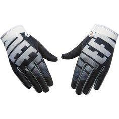 Deft 2017 EQVLNT Phantom Black/White Gloves - Deft Family