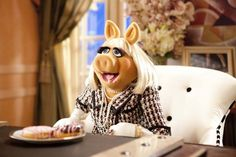 I want Miss Piggy's office as my bedroom