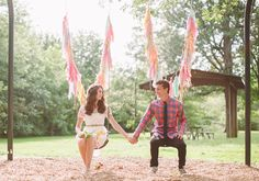 We are always on the hunt for creative ideas for engagement sessions. They don't need to be anything overwrought, but rather personal, simple, and fun! It's a perfect time to come up with some DIY ideas and really show off your personality and style. Your hometown might not have the romantic scenery you dreamed of, …