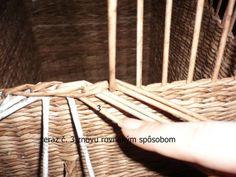 Trojpárová uzávierka Recycling, Texture, Wood, Crafts, Step By Step, Photograph Album, Woodwind Instrument, Surface Finish, Creative Crafts