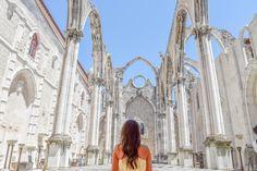 Carmo Convent Lisbon, Portugal