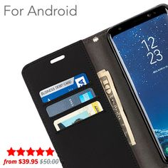 safesleeve anti-radiation and rfid blocking wallet case for samsung galaxy
