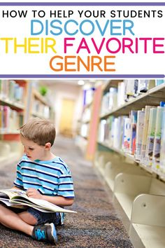 Help your students love reading by helping them find their favorite genre of books! In this podcast, I give you tips on how to help your students find their favorite genres by organizing your classroom library correctly, how to help students identify their preferred genre & tips to give students indepedence for book selection! Comprehension Activities, Phonics Activities, Reading Activities, Kindergarten Reading, Teaching Reading, Teaching Tips, Guided Reading, Just Right Books, Reading Genres