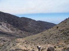 Kili landscape