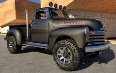 '51 Chevrolet 4x4