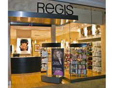 Regis Hair Salon, Burnsville MN. #Retail #Interiordesign #Remodel by Bishop Fixture + Millwork