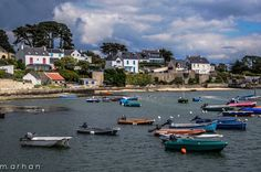 Baden, golfe du Morbihan, Bretagne