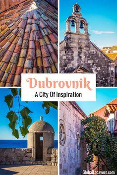 A City Of Inspiration: Dubrovnik, Croatia