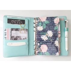 I am so in love with my Kikki-K planner right now. I might just do a video showing you...