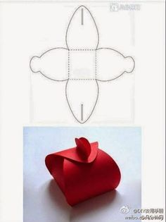 Beautiful DIY Patterns of Candy Gift Box Related posts: Legendary Gift Box Regalos con volantes # Diy Box Gift For Him Chicos 64 Ideas Diy Craft Gift – Christmas Gift Box Ideas – Sundae in a box # – Beauti Candy Gift Box, Candy Gifts, Gift Boxes, Gift Tags, Box Patterns, Paper Patterns, Diy Origami, Origami Templates, Ideas Origami