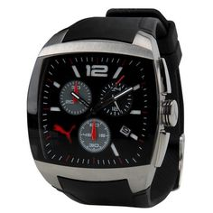 0ecd6b87f9d Relógio Puma Analógico 96155G0PMNU2 Masculino - Preto