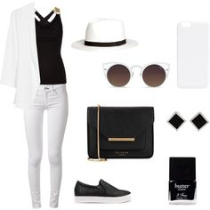 vars by dobra-01 on Polyvore featuring мода, Morgan, MANGO, rag & bone, Ted Baker, Yvel, Quay, H&M and Butter London