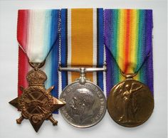 Researching the First World War through personal objects Military Orders, Military Service, Drivers License California, British Medals, War Medals, Service Medals, National Archives, Military History, Wwi