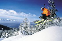tahoe...the way I WISH I skied it!