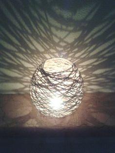 Oltre 1000 idee su Lampada Di Corda su Pinterest  Lampade, Corda Nautica e C...