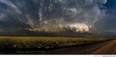 An Apocalyptic South Dakota Storm