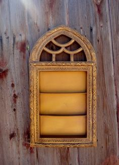 Gothic Arch Wall Hanging Shelves Cathedral by SusieSoHoCollection, $35.00