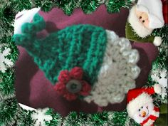Making gnome's for Christmas bunting :)