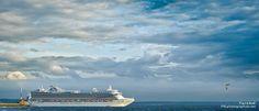 Le Havre – Départ sous les nuages. http://www.fasthotel.com/haute-normandie/hotel-le-havre