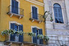 Fräulein Anker: Italien - ein Tag in Verona