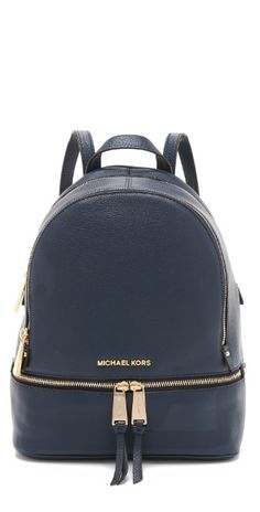 f358bdb14 MICHAEL Michael Kors Rhea Backpack | SHOPBOP Pequena Mochila, Sacos De  Mochila, Sacola,