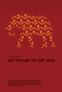 Exit Through the Gift Shop (2010), Banksy, Thierry Guetta