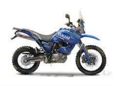 Yamaha Tenere XT 660Z