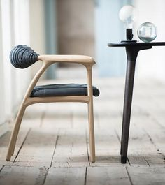 Haptic chair by Trine Kjaer - via Coco Lapine Design