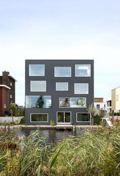 Haus von Marc Koehler in Almere
