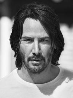 Esquire - Keanu Reeves - Simon Emmett