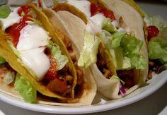 A simple taco recipe for your Noche Buena Menu
