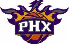 Phoenix Suns Logo #1