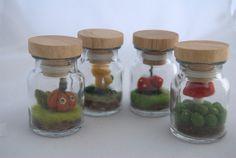 Jars  - by Felt Finland
