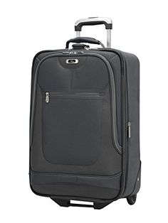 Skyway Luggage Epic 21 Inch 2 Wheel Expandable Carry On Black One Size *** See this great product.