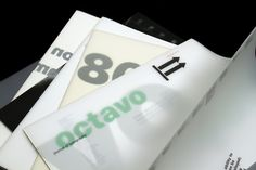 Octavo Redux, the iconic typographic publication is back with a vengeance