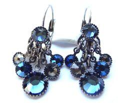 Konplott Earrings Blue www.konplott.com