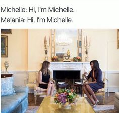 Funniest Trump Transition Memes: Melania Meets Michelle