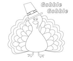 15 Free Printable Thanksgiving Coloring Pages for Kids