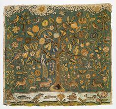 The Tree of Life, England, 17th century
