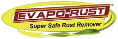 Evapo-Rust Super Safe Rust Remover is easy to use, environmentally safe product that removes rust in minutes, without scrubbing.
